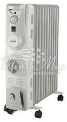Масляный радиатор DELTAD-06F-11