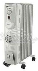 Масляный радиатор DELTAD-06F-9