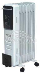Масляный радиатор ElektaERH-2507F
