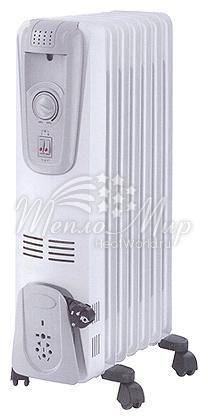 Масляный радиатор КалибрЭМР - 1500/7