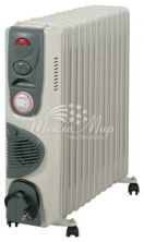 Масляный радиатор RotexRR404-Z-13TF