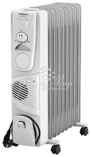 Масляный радиатор ScarlettSC-1153