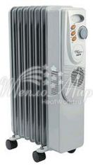 Масляный радиатор VESTRG 7 GP